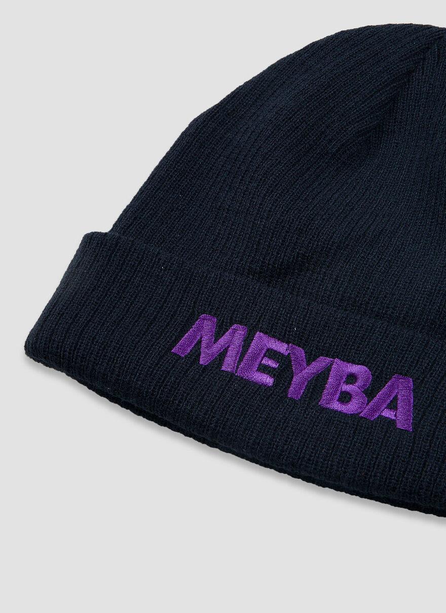 Meyba Beanie, Navy, hi-res