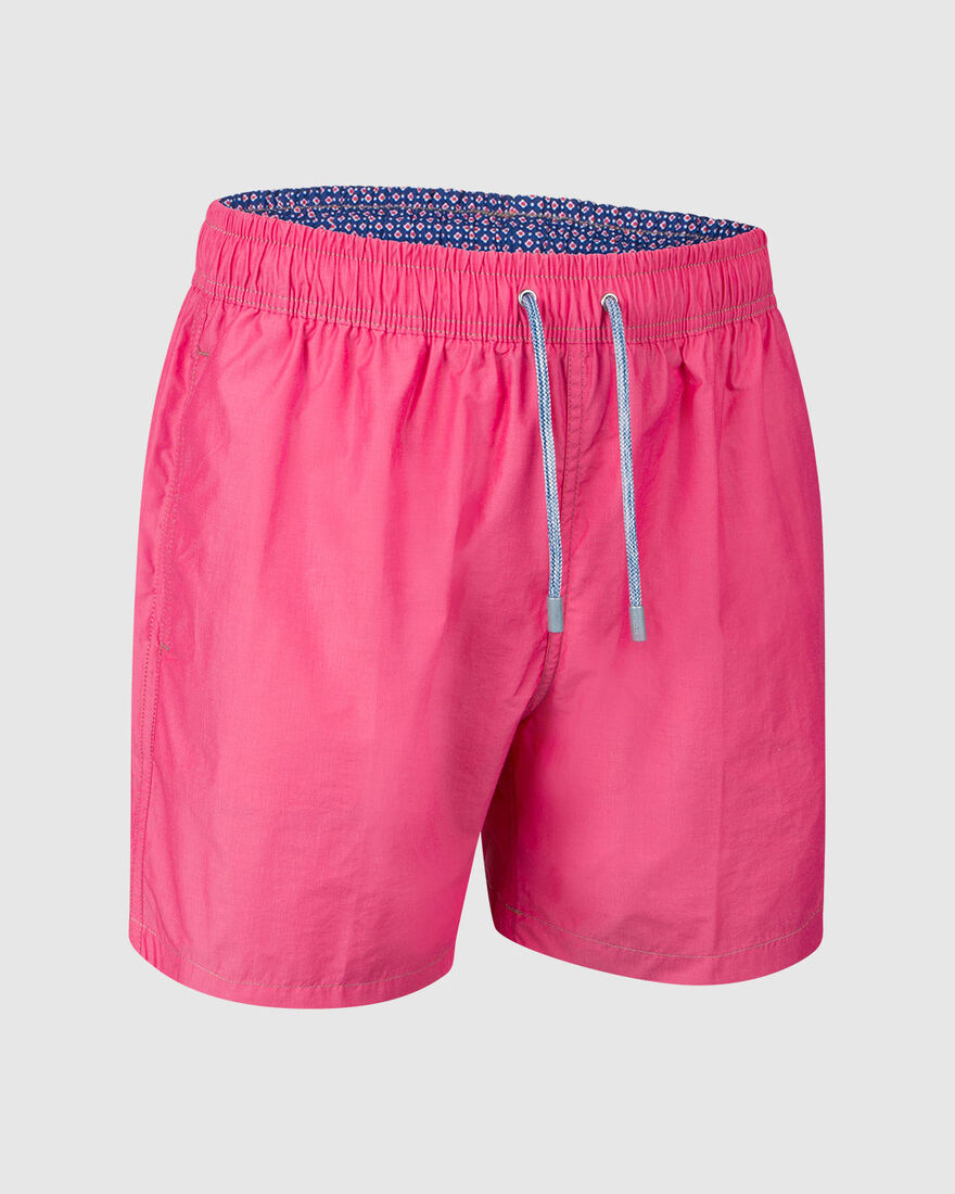 Capri Swimshort, Red, hi-res