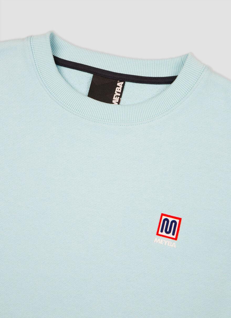 The McQueen Sweat, Blue, hi-res