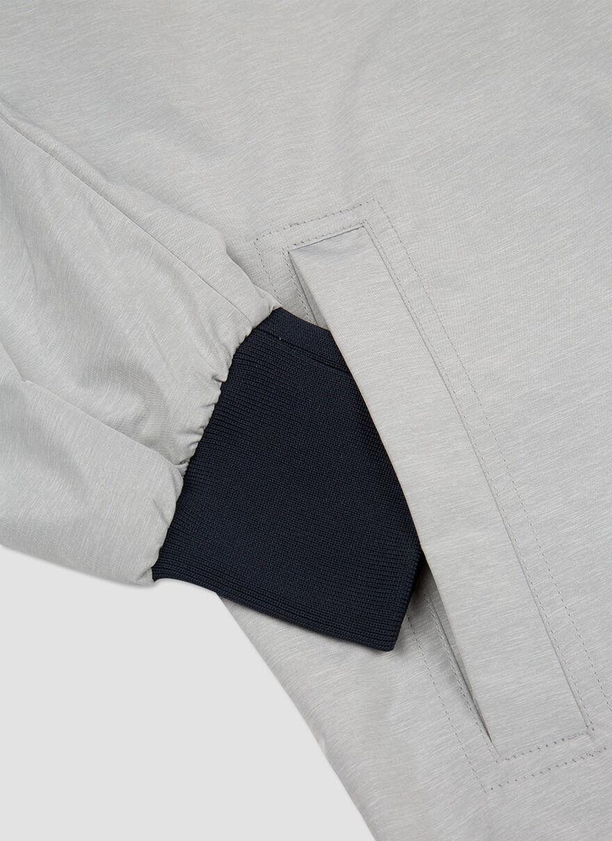 SHELL COACH JACKET, Grey/Grey, hi-res