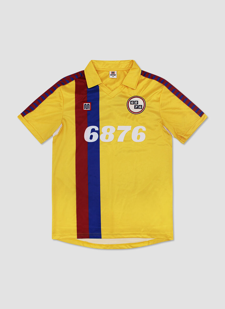 Retro Barca 84 - 6876, Yellow, hi-res