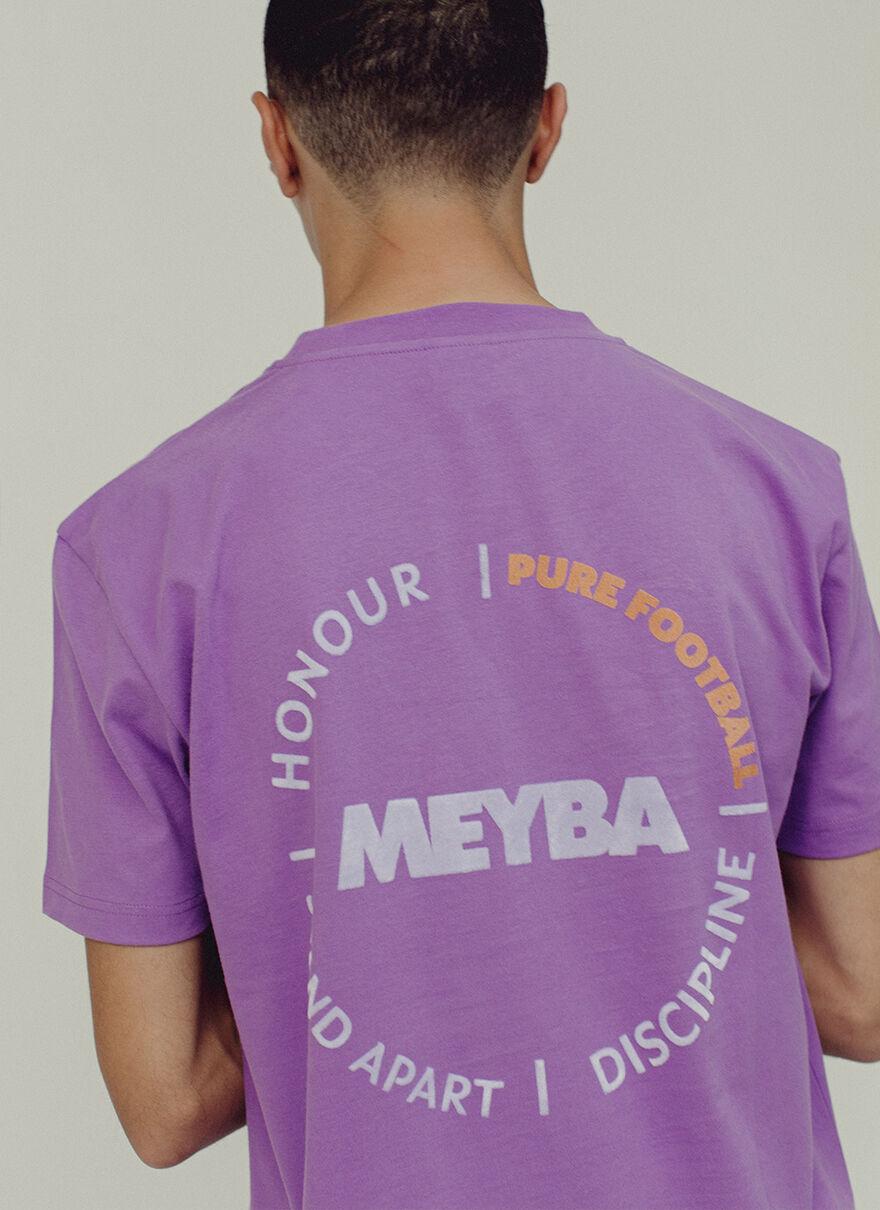 MEYBA ETHOS TEE, Purple, hi-res