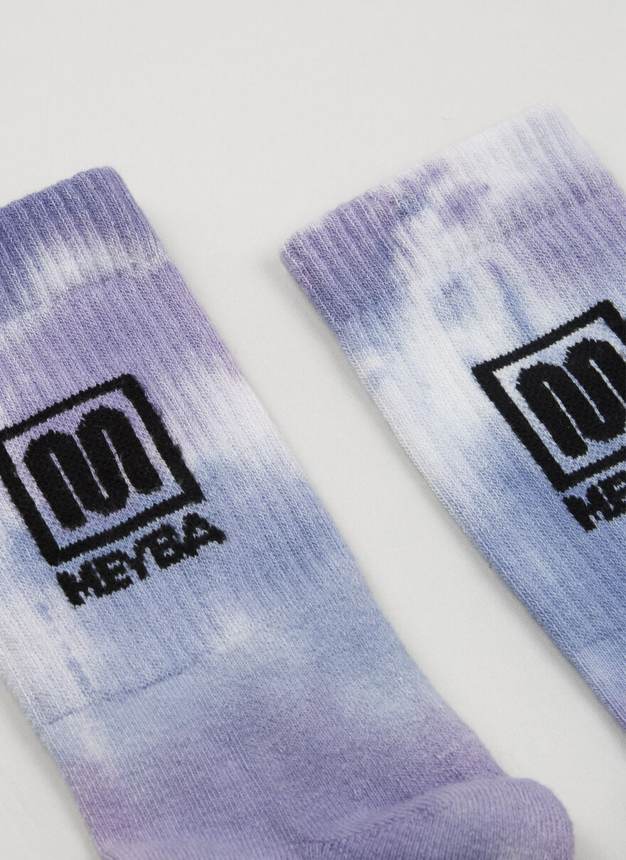 TRAINING SOCK TIE DYE, Navy, hi-res