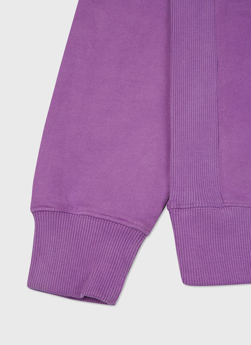 The McQueen Sweat, Purple, hi-res