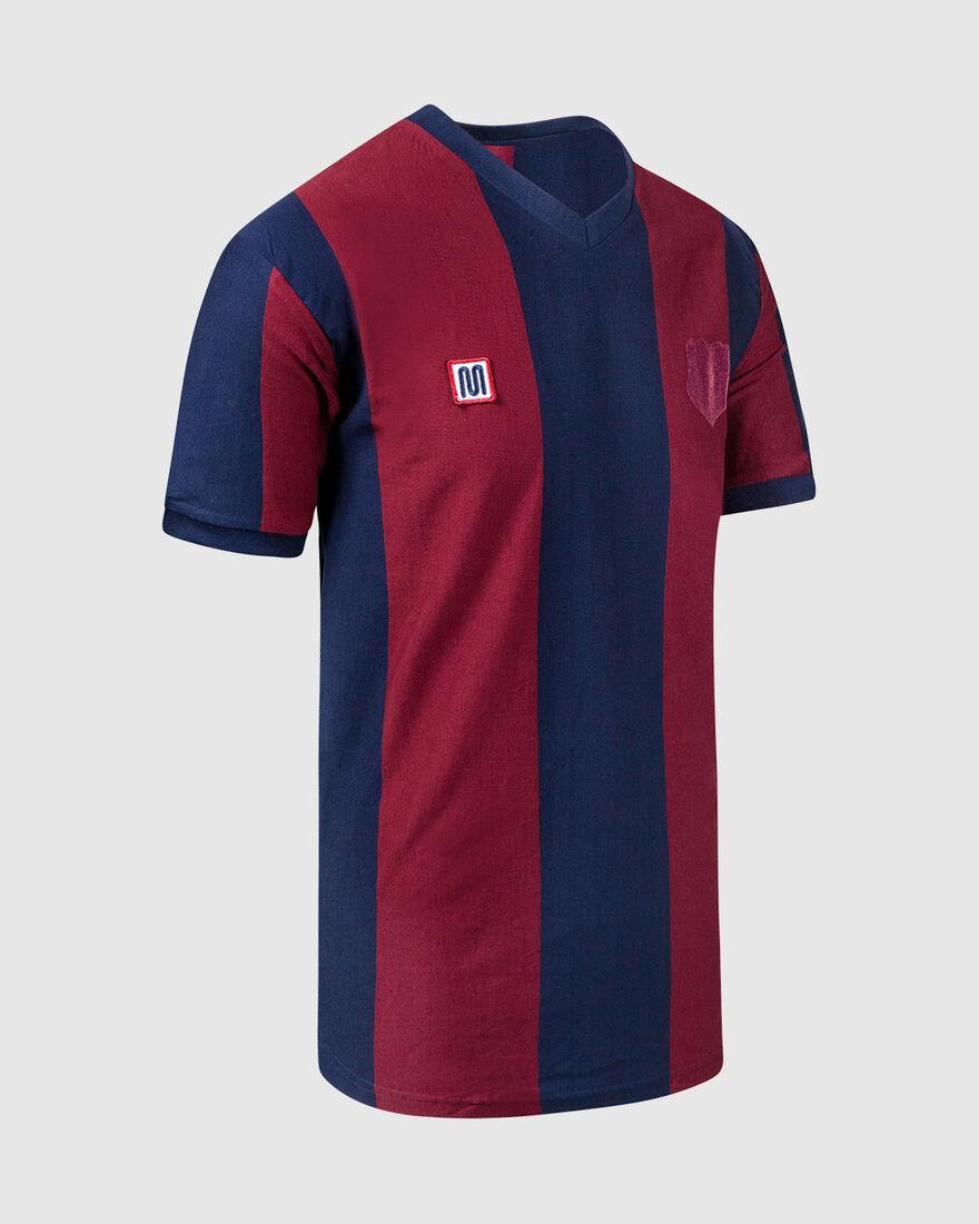 Barca Home Tee SS, Red, hi-res