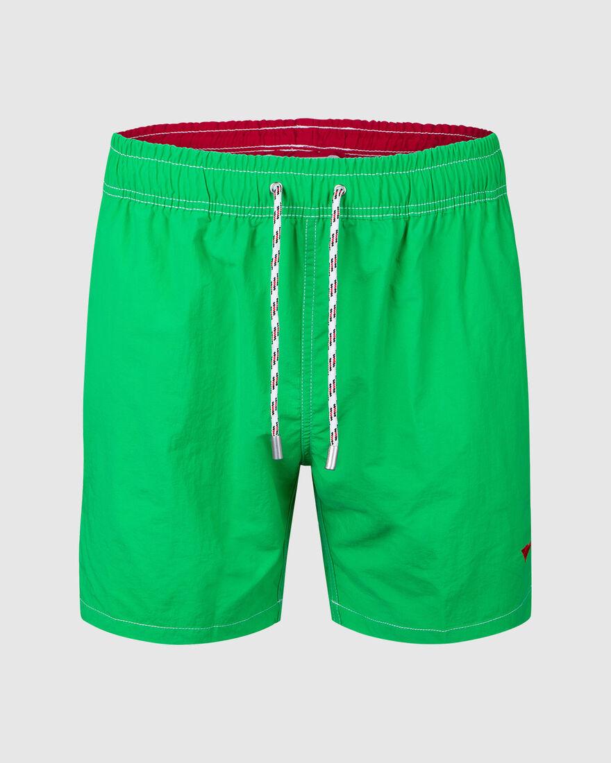 Capri Swimshort, Green, hi-res