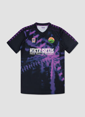 Tie Dye Replica Shirt Hikerdelic