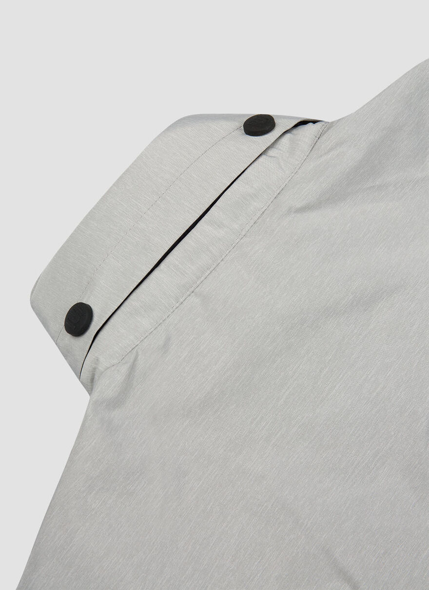 SHELL COACH JACKET, Grey/Grey, hi-res