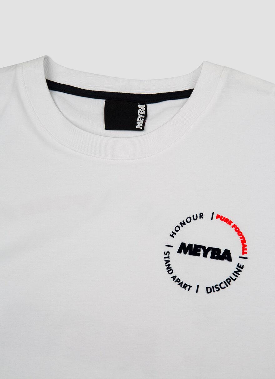MEYBA ETHOS TEE, White, hi-res