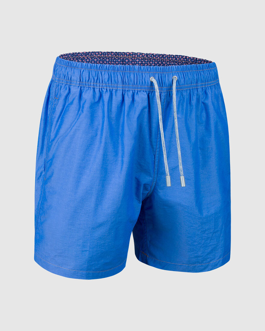 Capri Swimshort, Blue, hi-res