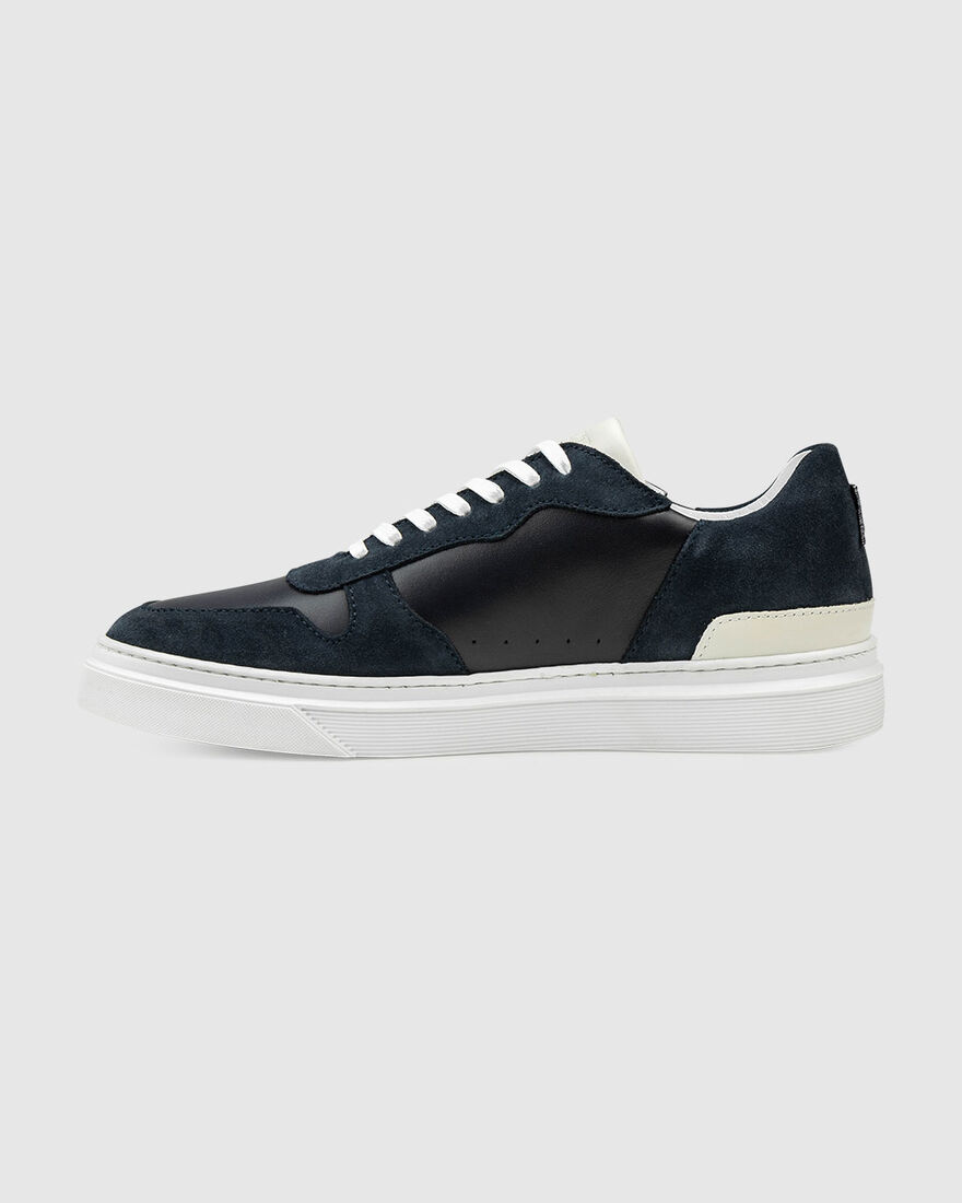 Tennis Low, Navy, hi-res
