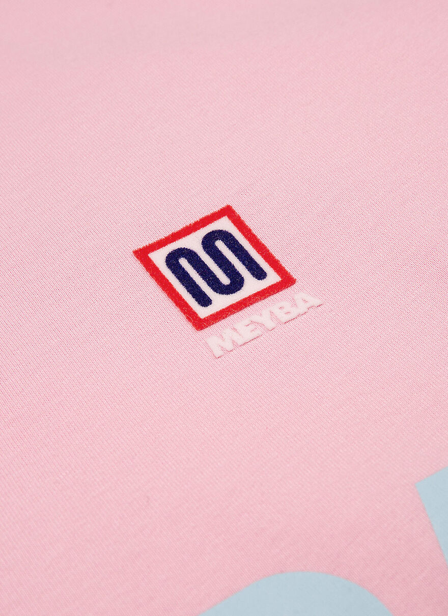 The Training Tee, Pink, hi-res