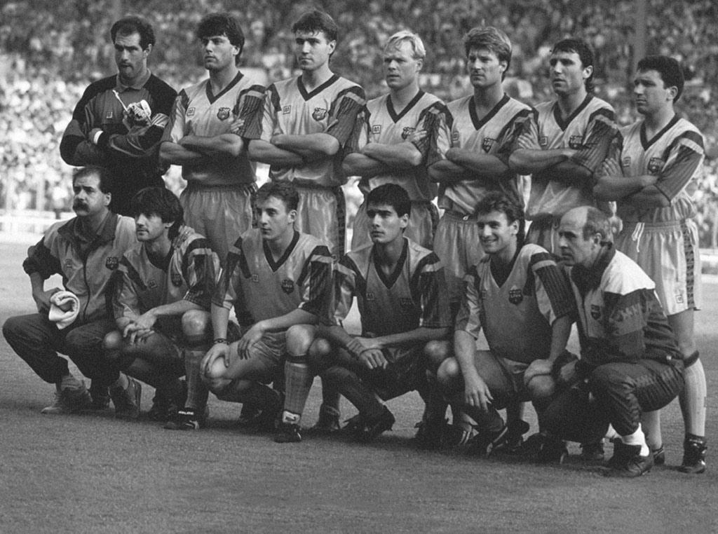 Meyba Barcelona Wembley 1992